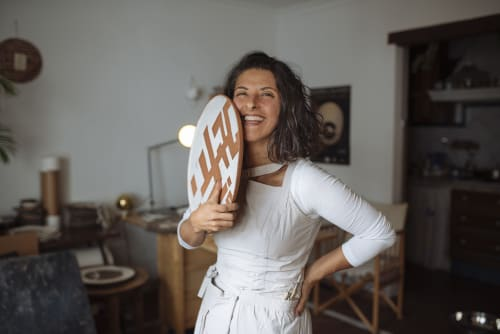Seray Asker - Sculptures and Art