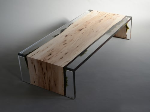 Tables by alcarol seen at Private Residence, Mumbai - Trail Coffee Table