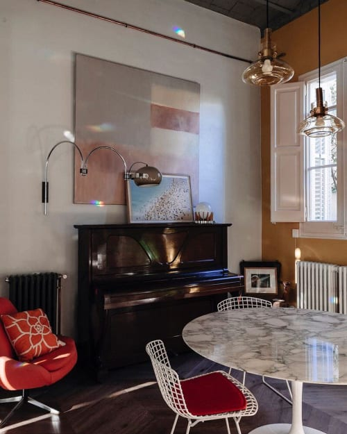Paintings by Claudia Valsells seen at Barcelona Spain, Barcelona - Abstract Paint