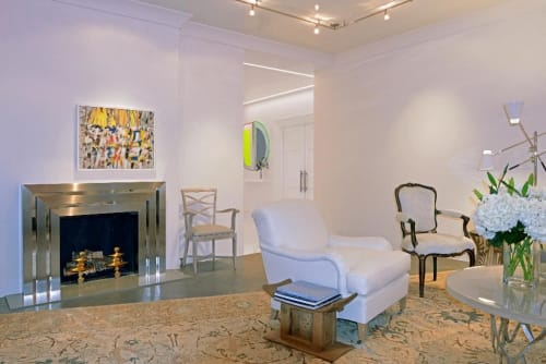 Chairs by Jonas Workroom seen at Private Residence, New York, New York - Chairs