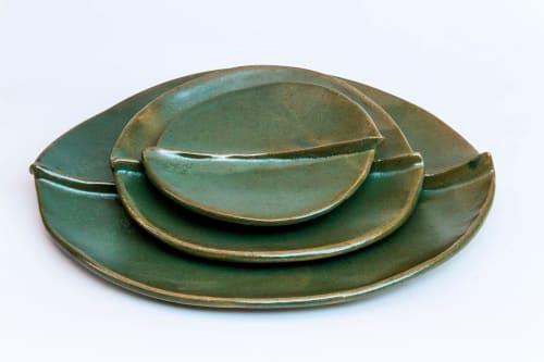 Ceramic Plates by Casa Brasil Cerâmica - Claudia Maria Machado seen at São Paulo, São Paulo - Ori plate