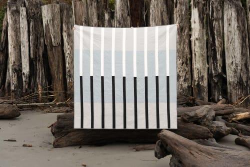 Linens & Bedding by Vacilando Studios at Captain Whidbey, Coupeville - Rialto Quilt