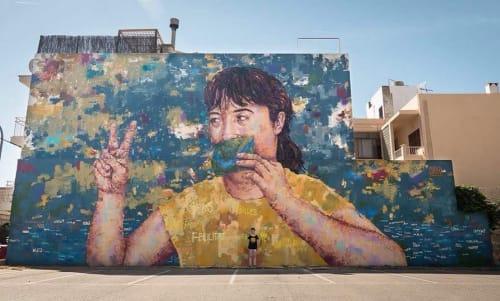 Sath - Street Murals and Public Art