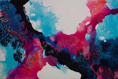 Sharmain Lowe - Paintings and Art Curation