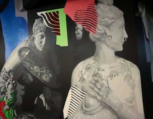 SCOTCH! - Murals and Art