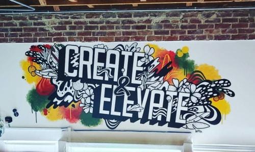 Letta Art - Murals and Art
