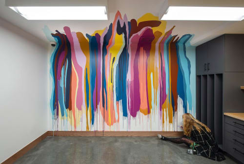 Lacey Longino - Murals and Paintings