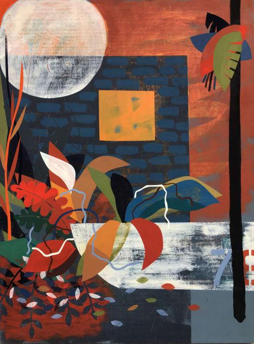 Small Beginnings | Paintings by Martin Webb