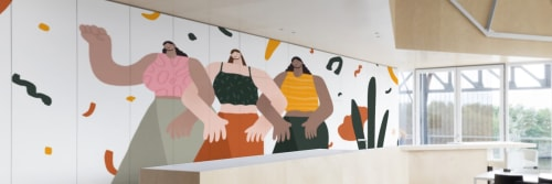 Yessiow - Murals and Art