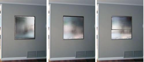 Paintings by Eduardo Terranova seen at Private Residence, San Francisco - Artwork for Residence