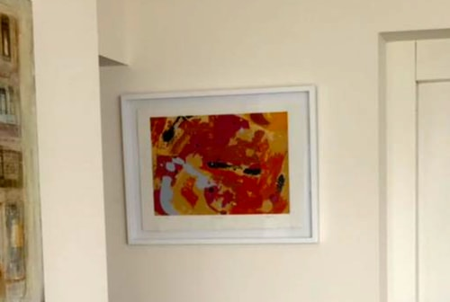 Wall Hangings by Cecilia Arrospide at Private Residence, Miraflores - PASSION