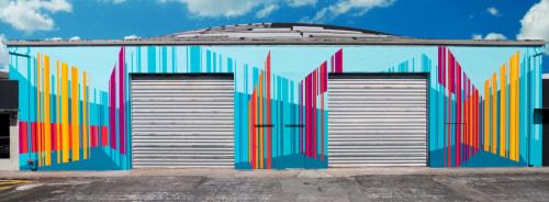 Christian Feneck - Street Murals and Public Art