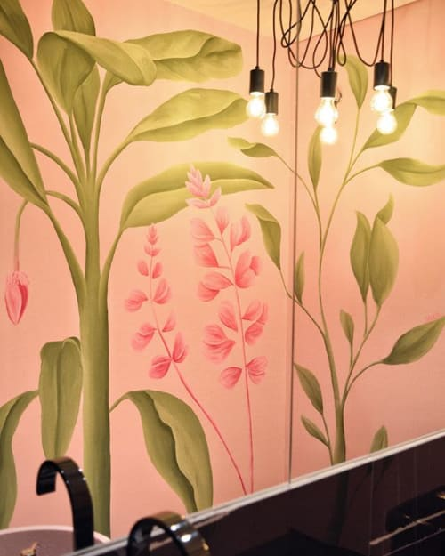 Art Curation by MURA seen at Party Brand SP, Itaim Bibi - Mura