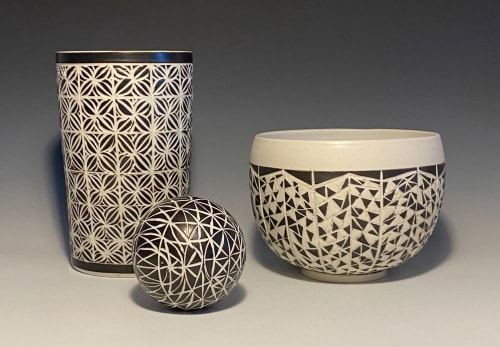 Janet Wolf - Planters & Garden and Tableware