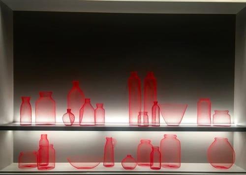 Vases & Vessels by emma davies seen at 101 Collins St, Melbourne - soft Sculpture