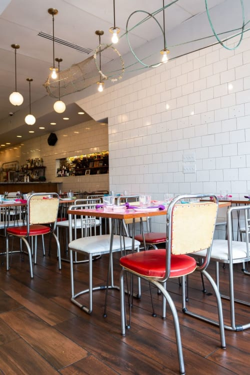 Thamee, Restaurants, Interior Design
