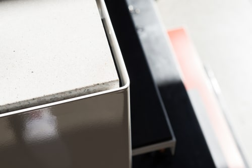 Interior Design by Klein Agency seen at tokyobike, Los Angeles - tokyobike
