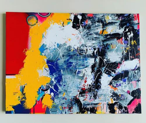 Adieny Nunez - Murals and Art