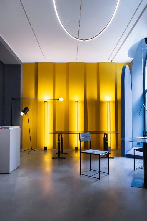 Interior Design by Charles Kalpakian seen at NEMO Srl, Milano - Interior Design