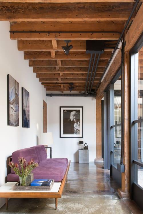 Interior Design by ABH Interiors seen at Bryant Street, San Francisco - Interior Design