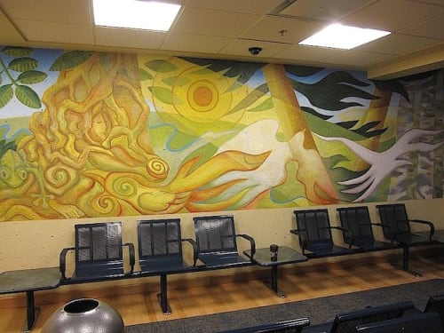 Joey Mallett Art - Murals and Art