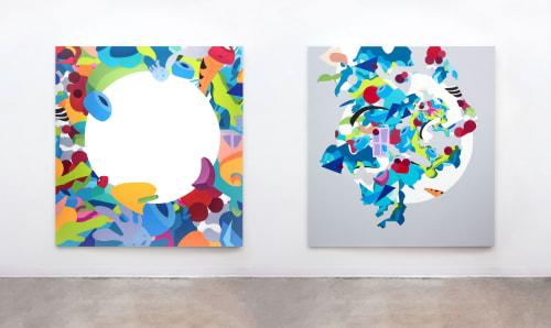 Raquel Da Silva - Paintings and Art
