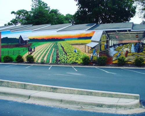 The Mural Shop - Murals and Art