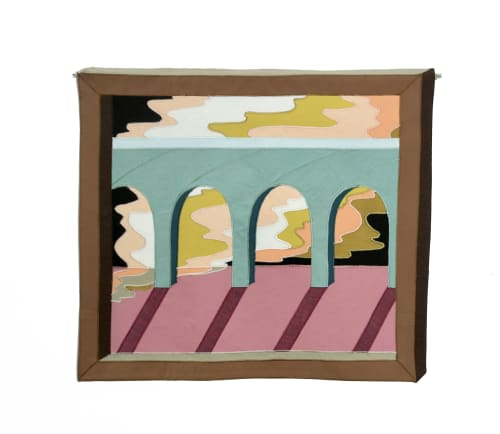 Wall Hangings by Dre McLeod seen at 934 Gallery, Columbus - Textile Wall Hanging