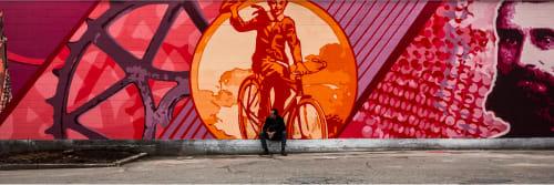 JALLEN Art and Design - Art and Street Murals