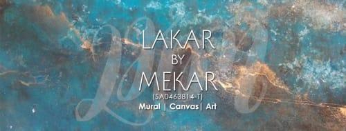 Lakar by Mekar - Murals and Art
