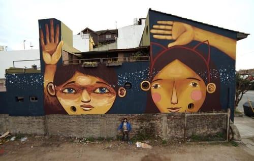 Pol Corona - Art and Street Murals