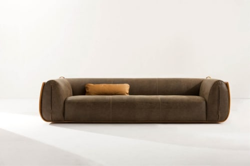 Couches & Sofas by Laurameroni Design Collection seen at New York, New York - Meir sofa