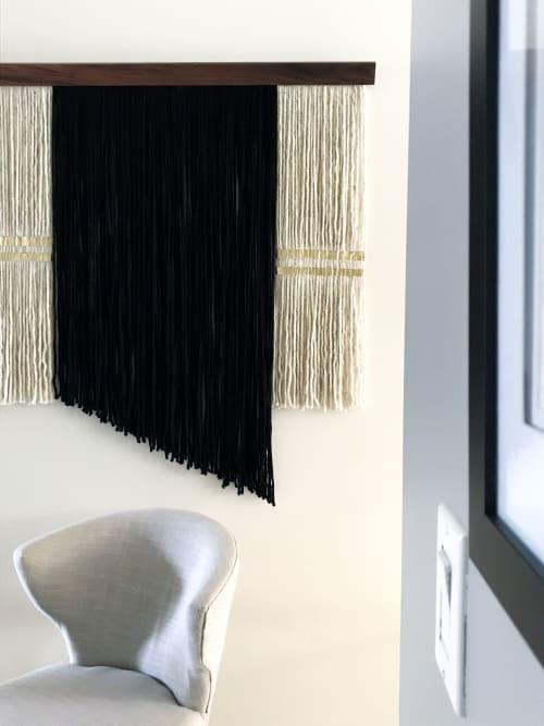 Macrame Wall Hanging by Vita Boheme Studio seen at Creator's Studio, Palm City - Inside Out