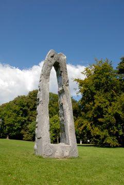 Public Sculptures by Peter Lundberg seen at Eschborn, Eschborn - Hua