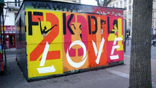 Franck Duval - Street Murals and Public Art