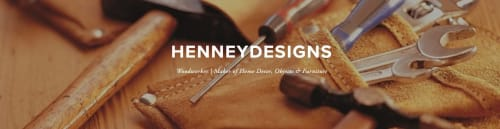 HENNEYDESIGNS - Furniture and Tables