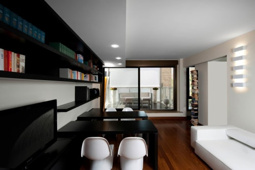 Architecture by Carola Vannini seen at Private Residence, Rome, Rome - Parioli Apartments Project