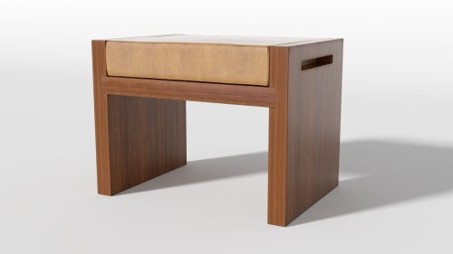 Benches & Ottomans by EK Reedy Furniture seen at Creator's Studio, Jackson - Hoback Bench Petite