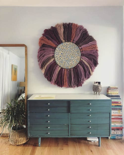 Wall Hangings by Liz Robb seen at Private Residence, Los Angeles - Continuum