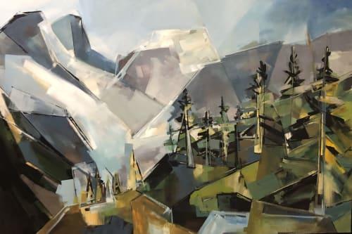 Katie Lois Leahul - Paintings and Art