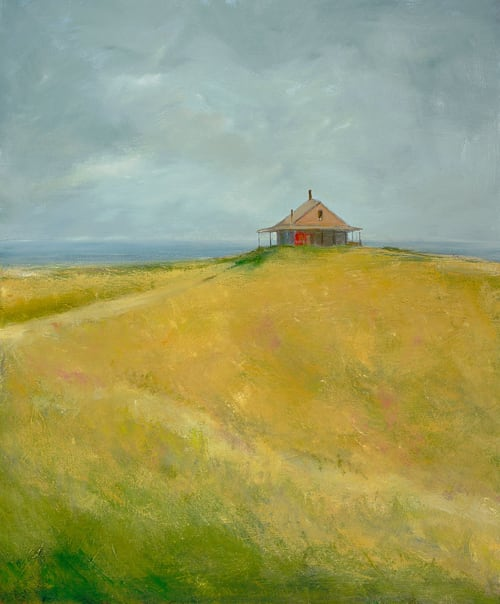 "Art & Wall Decor by YJ Contemporary seen at East Greenwich, East Greenwich - Anne Packard ""Summer Place"""