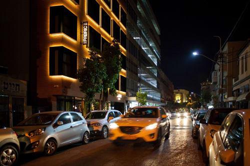 Lighting Design by Rama Mendelsohn Lighting Design seen at Fabric Hotel Tel Aviv, Tel Aviv-Yafo - Fabric Hotel TLV