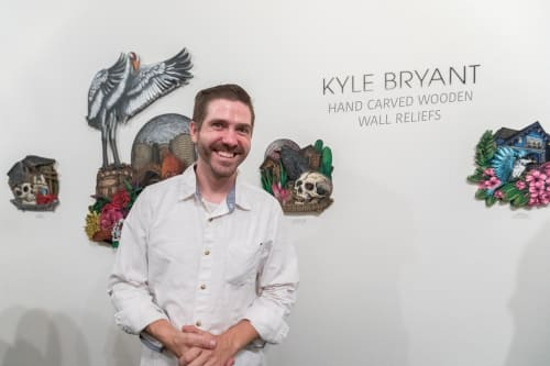 Kyle Bryant - Murals and Art