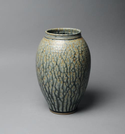 Vases & Vessels by John McCoy Pottery seen at Creator's Studio, West Palm Beach - Vase
