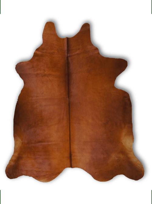 Rugs by KAYMANTA - Cowhide Rug [ moka expresso ]