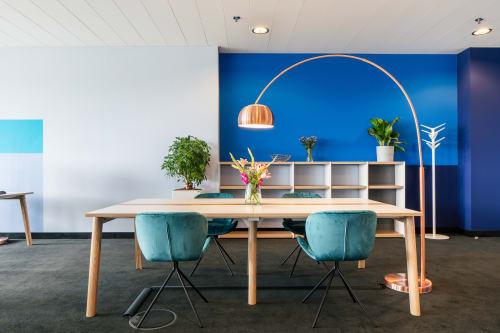 Interior Design by nod studios seen at Berlin, Berlin - FinLeap Office