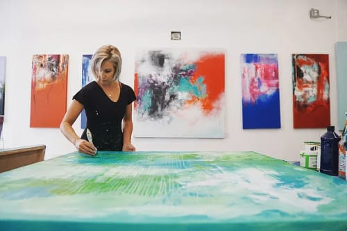 Brooke Westlund Studio and Gallery - Paintings and Art