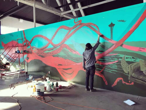 Showdeer - Murals and Art