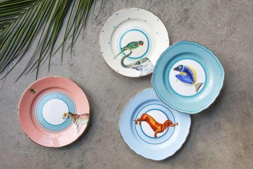 YvonneEllen - Cups and Plates & Platters