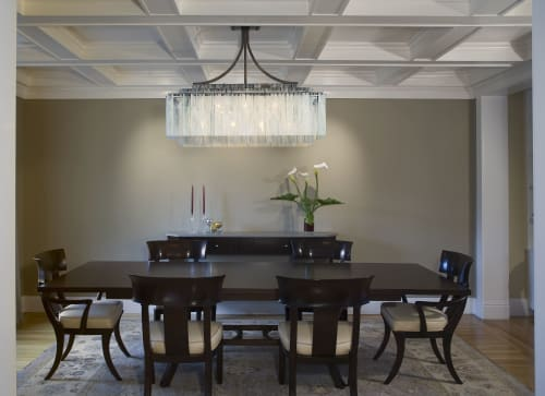 Chandeliers by Rick Strini seen at Private Residence, San Francisco - Chandelier
